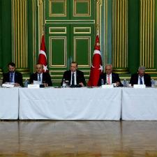 Cumhurbaşkanı Erdoğan'dan ABD'li Yatırımcılara Davet Görseli
