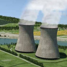 Image of Nuclear Power Plant