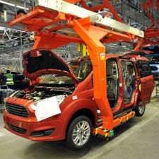 Ford Otosan Fabrika Görseli