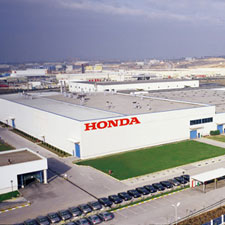 Image of Honda Factory