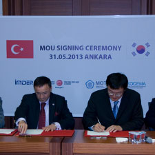 Image of MOU Signing Ceremony