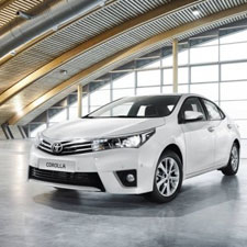 Image of Toyota Corolla