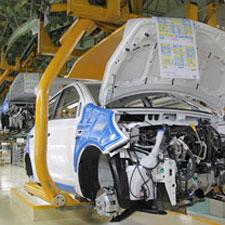 Araba Fabrika Aşaması