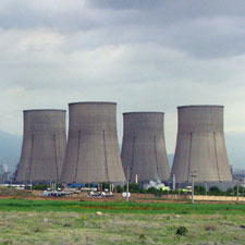 Image of a Nuclear Power Plant