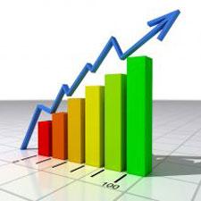 Image of Rising Chart