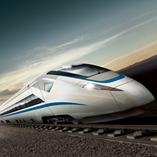 Image of High-Speed Train