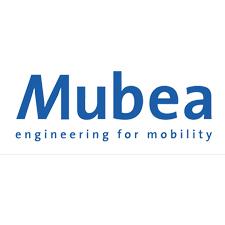 Mubea Logosu Görseli