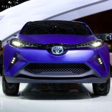 Toyota C-HR Görseli