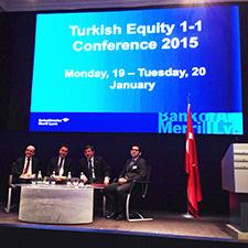 Başbakan Davutoğlu ve Ekonomi Kurmayları Görseli