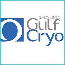 Gulf Cryo Logo