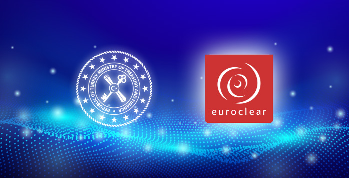 Hazine ve Maliye Bakanlığı, Euroclear Bank Logoları