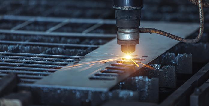 Image of Iron Cutting Machine