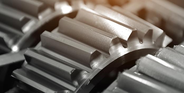 Image of a Machine Gear