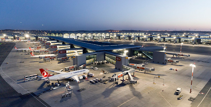 Image of Istanbul Airport