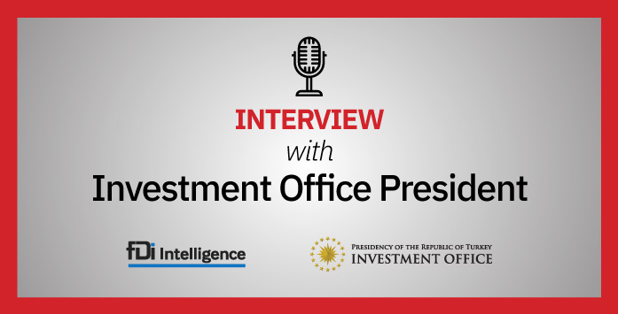 Image of fDi Intelligence Interviewing with Investment Office President