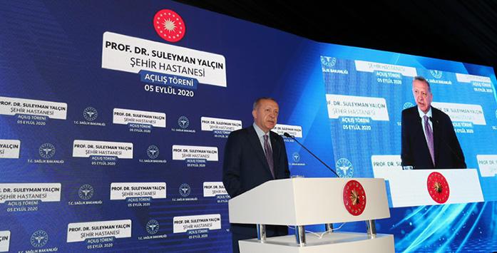 Image for Prof. Dr. Süleyman Yalçın City Hospital