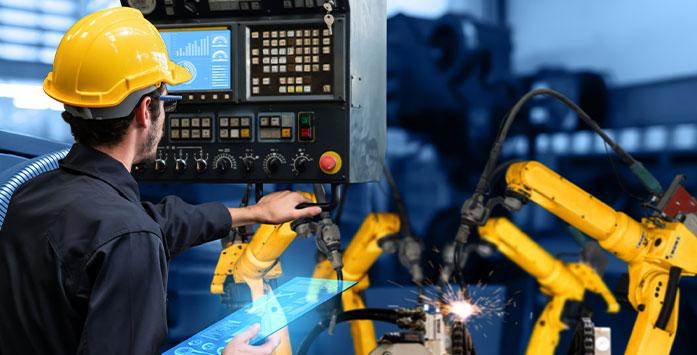 Image of Factory Machine Operator