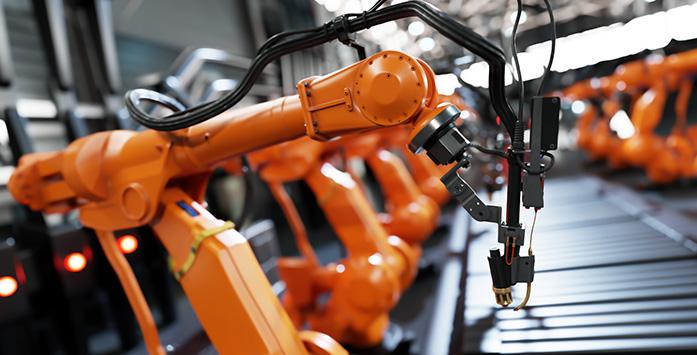 Production Robot Image