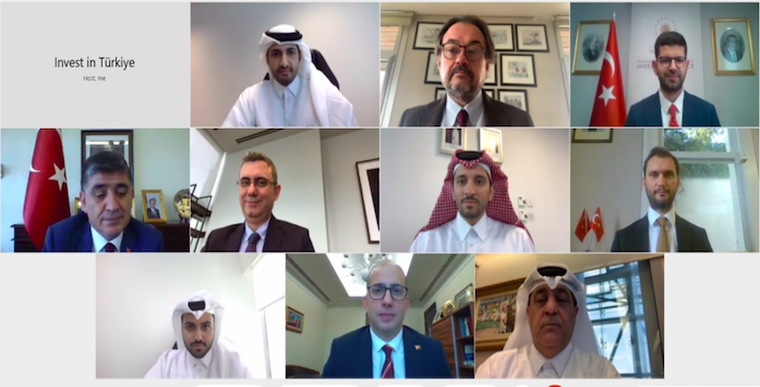 Image from Investment Office and IPA Qatar Webinar