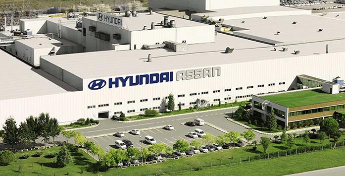 Image of Hyundai Motors Factory