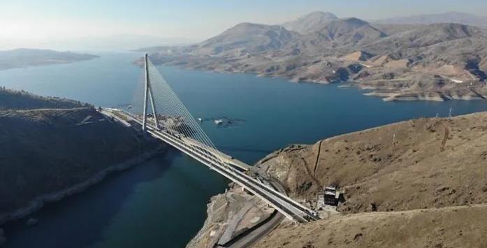Kömürhan Köprüsü Fotoğrafı
