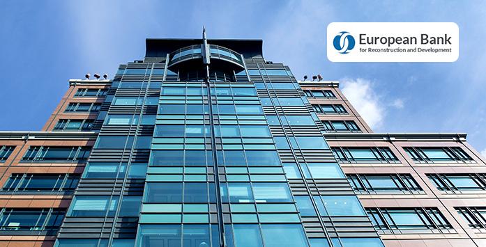 Plaza Image and EBRD Logo