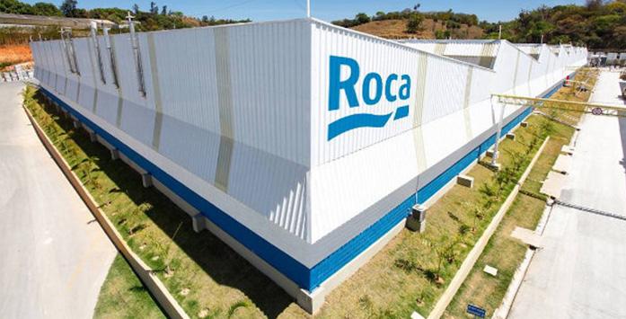 Roca Şirketine Ait Fabrika Görseli