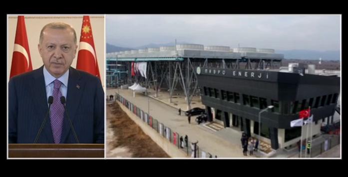 Cumhurbaşkanı Erdoğan'ın Jeotermal Konusuyla İlgili Yaptığı Konuşma
