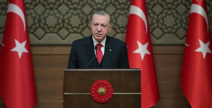 Image of President Recep Tayyip Erdogan