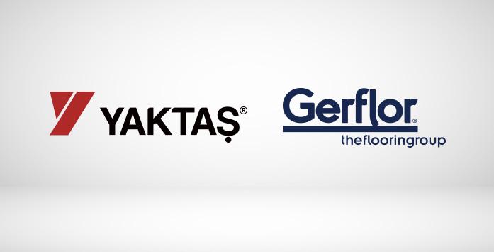 Gerflor ve Yaktaş Yapı Logoları