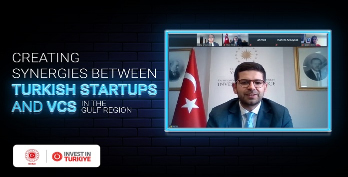 Image fromTurkish Startups in the Gulf Region Event