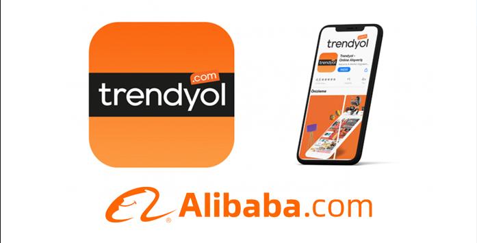 Trendyol and Alibaba Logo