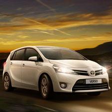 Image of Toyota Verso