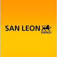 San Leon Energy Logosu Görseli