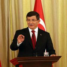 Ahmet Davutoğlu Görseli