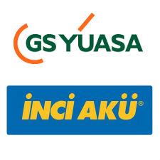 GS YUASA and Inci Aku Logo