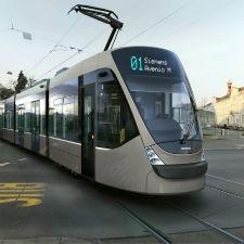 Siemens Tramvay Görseli