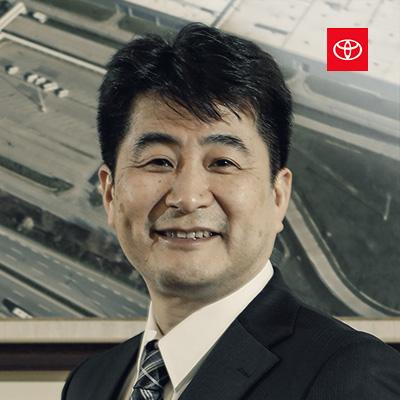 Toshihiko Kudo Görseli